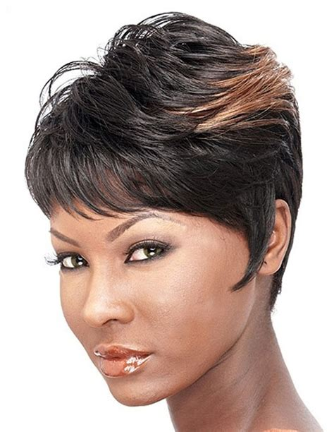 black with haircuts and color beautiful short hairstyles for black women short