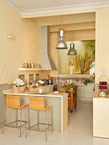 ideas  cocinas de apartamentos pequenos abisab