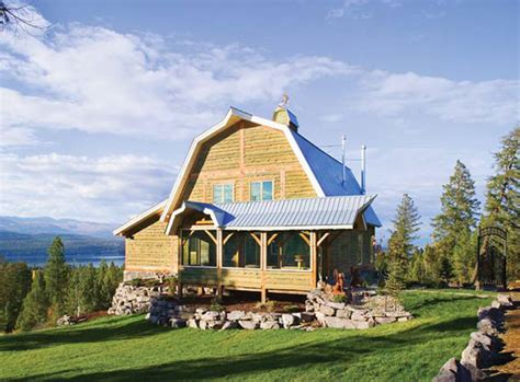 barn inspired homes 15 beautiful barn inspired homes cottage life