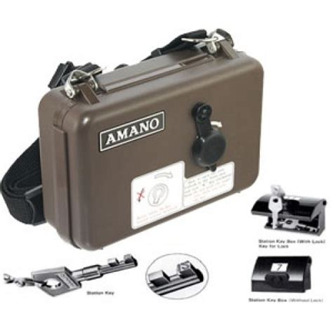 Box Tempat Kunci Station Key Pr 600 500 Dengan Kunci Barang Eksk amano key kunci jam amano