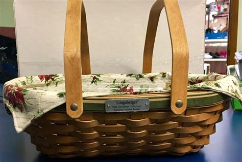 longaberger baskets for sale longaberger basket christmas collection for sale classifieds