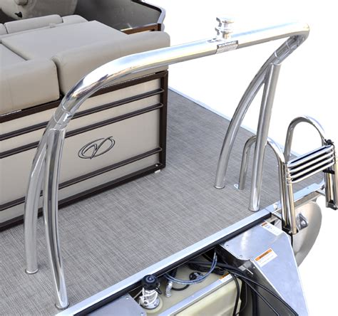 pontoon ski tow bar for sale vp tower veranda marine