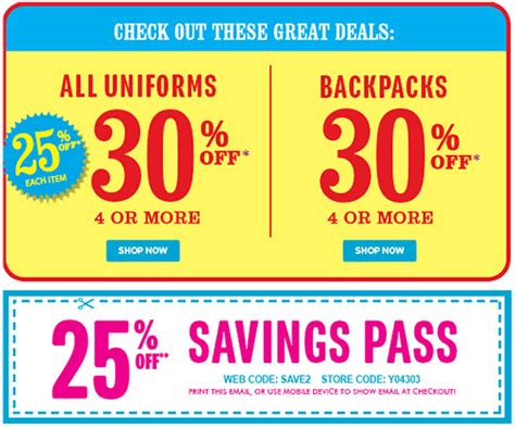 childrens place coupons canada printable the children s place 25 off printable coupon promo code
