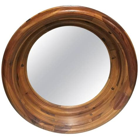 an impressive circular mirror by ralph lauren at 1stdibs impressive porthole mirror by ralph lauren at 1stdibs