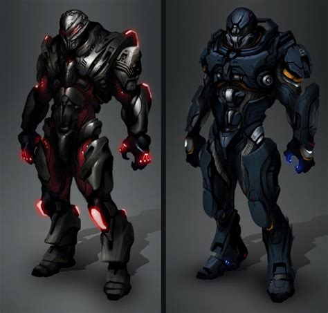 what is a section 8 in the marines synthetic breed exo suits ii