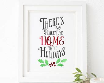 no place like home etsy