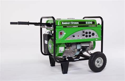 lifan 5500 watt generator by lifan lawn garden