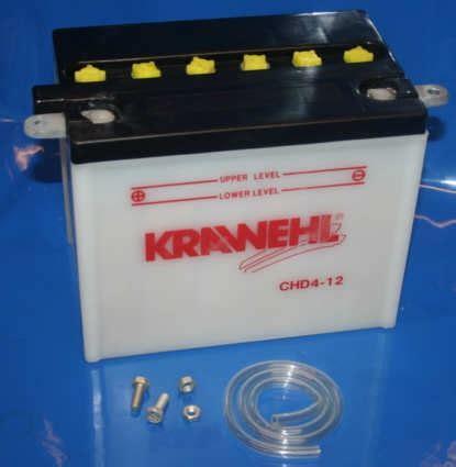 Motorrad Batterie 32ah by Batterie 12v 32ah Verst 228 Rkt Motorradteile Stark