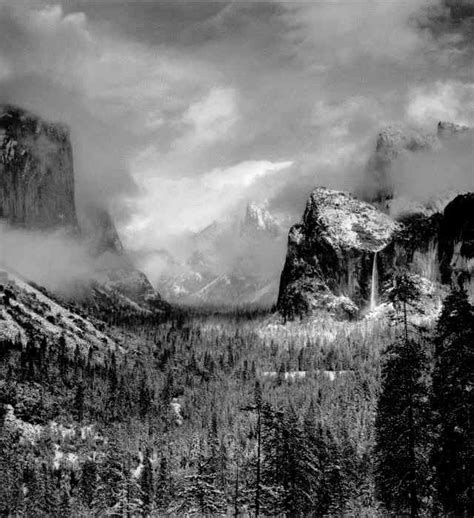 Landscape Photography Ansel Ansel The Legend Of Landscape Photography