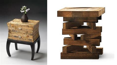 25 ways to reuse and recycle for modern furniture 55