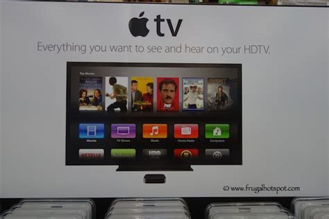 Apple Gift Card On Sale - apple tv bundle costco