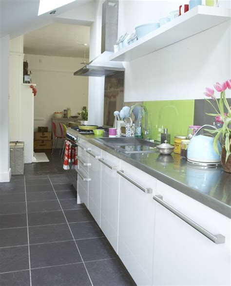 galley kitchen makeover programmes homes and gardens channel 4