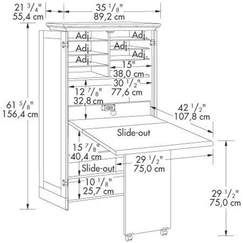 sewing armoire plans sewing machine cabinet plans woodworking projects plans