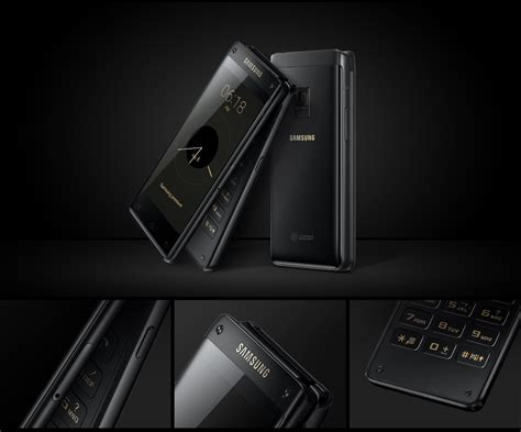 samsung reveals the leader 8 its high end flip phone android authority
