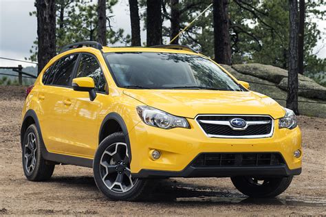 crosstrek subaru 2015 2015 subaru crosstrek test drive review cargurus