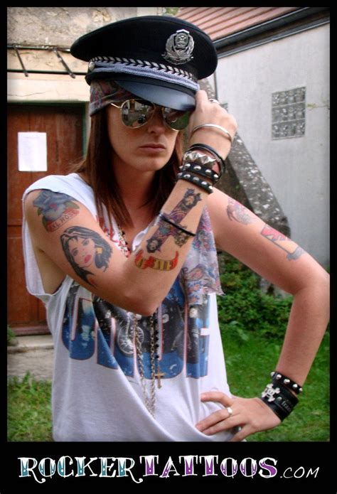 axl rose fake tattoos combo axl slash inspired temporary tattoos store