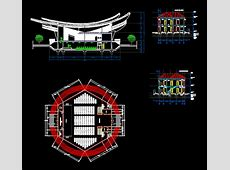 Space frame in AutoCAD | Download CAD free (1.54 MB ... Insulator Cover