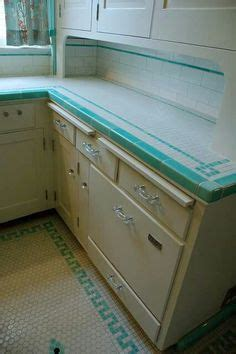 sam has a great experience with powder coating her vintage aqua ge metal kitchen cabinets for sale on the forum