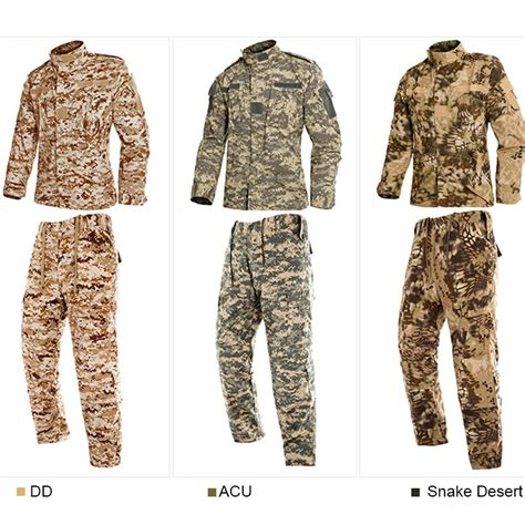 Kamuflase Skirmish Camo Jaring Ghilie Suit combat set shirt acu camo clothin clothes us army
