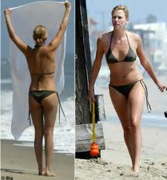 Screen siren charlize theron voted sexiest woman alive daily mail