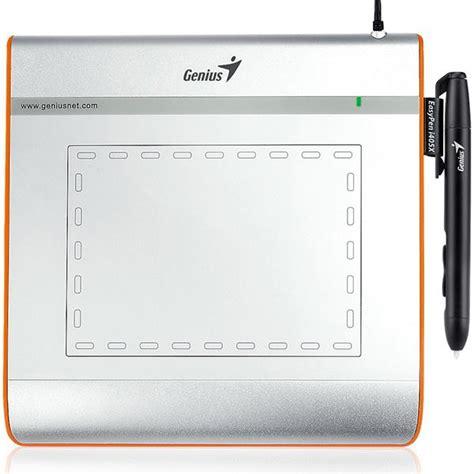 genius easypen i405x 4 x 5 5 inch stylus graphic tablet