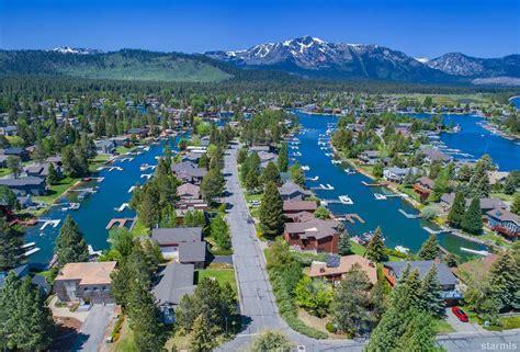 california waterfront property in lake tahoe south lake
