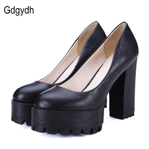 platform sneaker heels gdgydh 2017 new autumn casual shoes thick