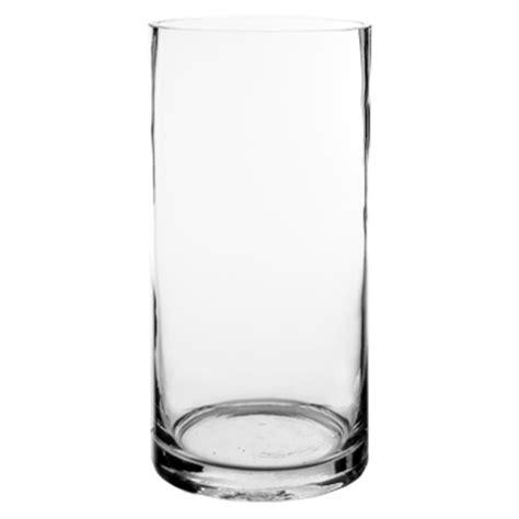Glass Vases Depot by Wholesale Glass Vases High Quality Gem Cylinder Vase