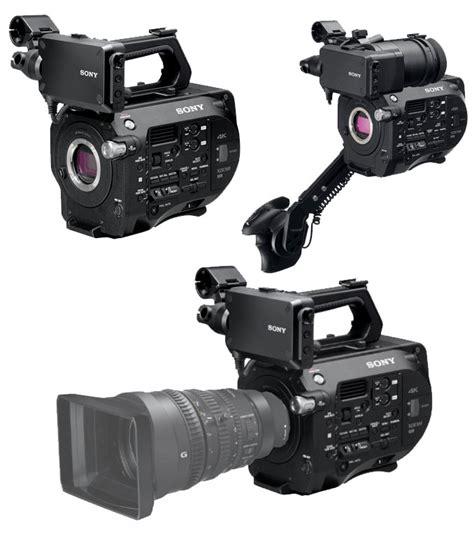 Kamera Sony Xdcam sony pxw fs7 xdcam 4k kamera promedya elektronik