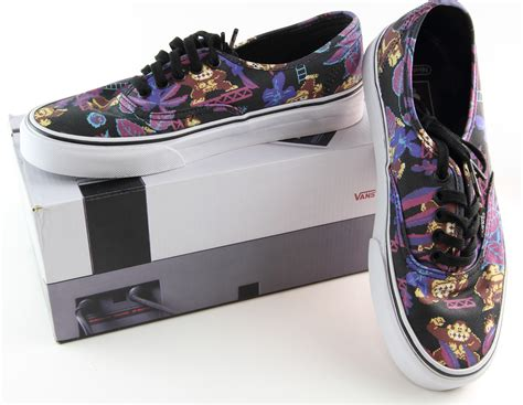 Vans Authantic Waffle Dt Ready Size 39 43 authentic limited edition nintendo kong vans