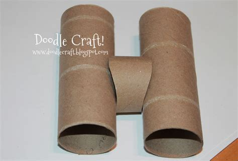 What Can You Make Out Of A Toilet Paper Roll - gear binoculars boy crafts from toilet paper