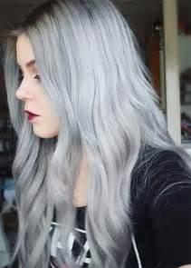gray hair color ideas 85 silver hair color ideas and tips for dyeing