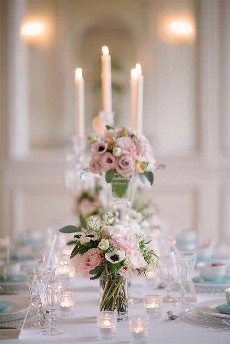 une decoration de mariage romantique  chic avec une pointe delegance  lamericaine