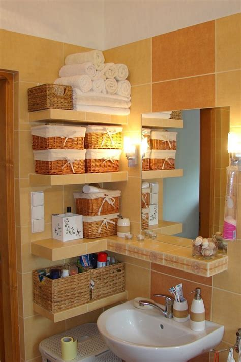 Ikea Badezimmer Organisation by This Organization For A Small Bathroom Bathroom