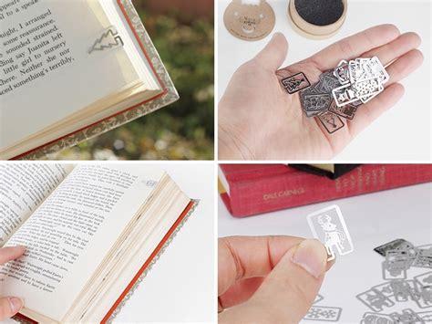 Book Marker Silicone Pembatas Buku bookline marker panmomo belanja barang unik dan
