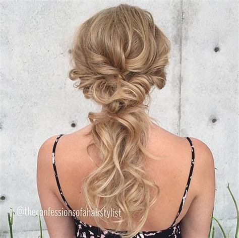 full top knot hairstyle for short thin hair somewhat