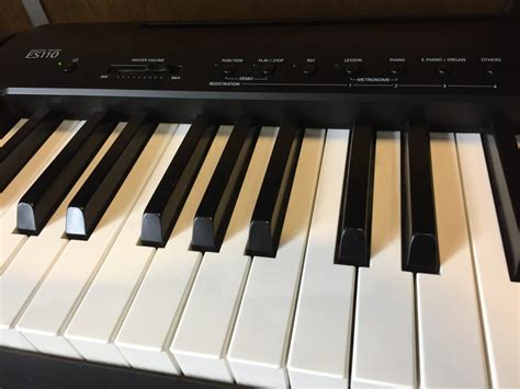 Kawai Digital Piano Es110 kawai es110 review digital piano review guide