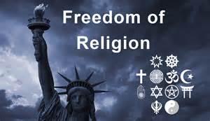 Freedom of religion act robert x leeds for senator