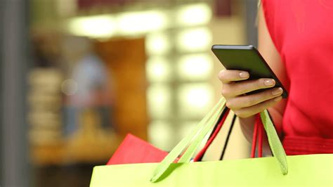 mobile shopping mobile shopping is but only if retailers keep it