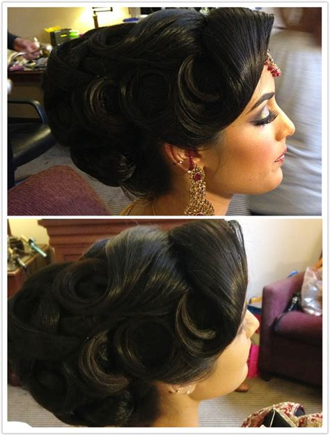 indian hairstyles tutorial videos best bridal wedding hairstyles trends tutorial with
