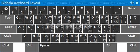 Sinhala Keyboard Layout Free Download | download sinhala keyhelp 2 0