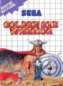 golden axe warrior wikipedia