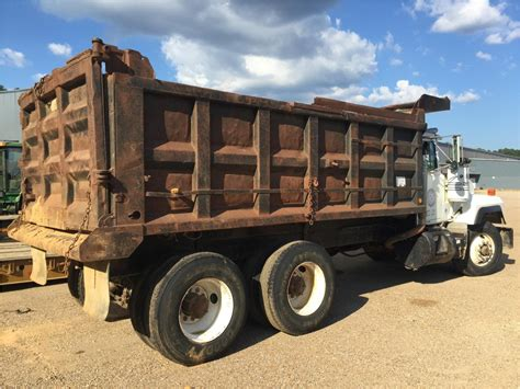 truck hattiesburg ms mack dump trucks in mississippi for sale 66 used trucks