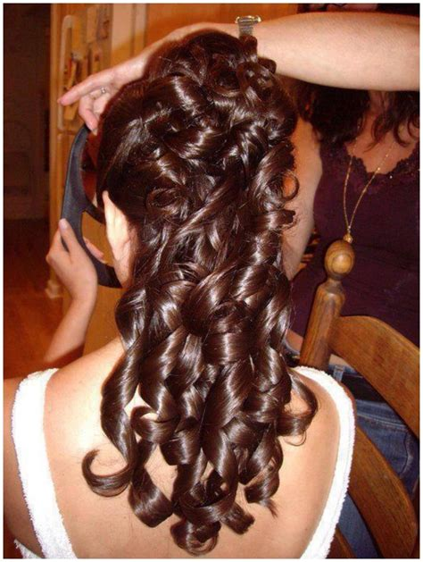hairstyles for open curly hair ladies winter hairstyles for long short hairs 2015 2016