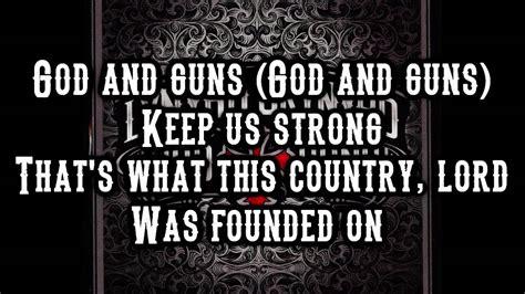 lynyrd skynyrd drug use lynyrd skynyrd god guns lyrics chords chordify