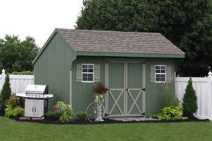 the easy way to construct your own shed using prefab sheds