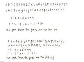 Great Essay Fonts by Handwriting Alphabet For Www Imgkid The Image Kid Has It
