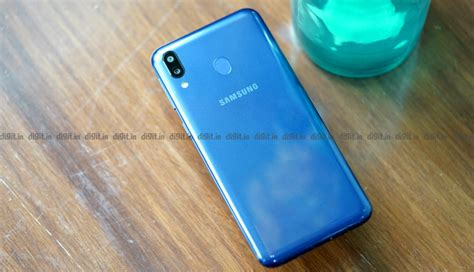 samsung m20 samsung galaxy m20 64gb review digit in