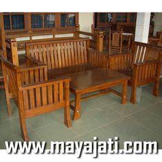 1 Set Kursi Tamu Bold Minimalis Jati Jepara meja solid wood trembesi 8 kursi meja solid wood trembesi 8 kursi set