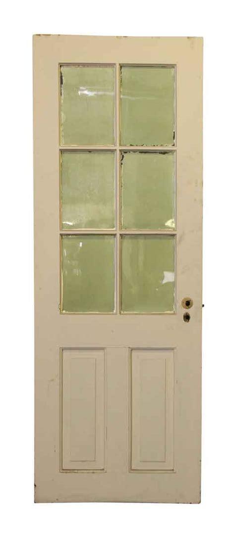 Kitchen Doors Exterior Kitchen Door With Glass Lower Wooden Panels Olde Things